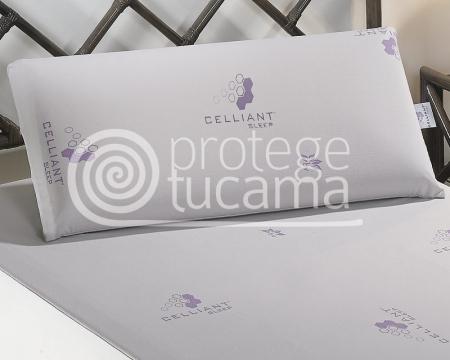Funda de Almohada Celliant Impermeable Hipertranspirable