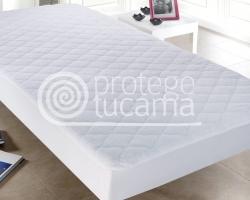 Protector Acolchado RIzo Impermeable Transpirable Vallmon